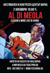 Al Di Meola - Elysium & More