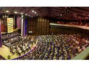 Фестивален и конгресен център - Зала 1 по време на концерт